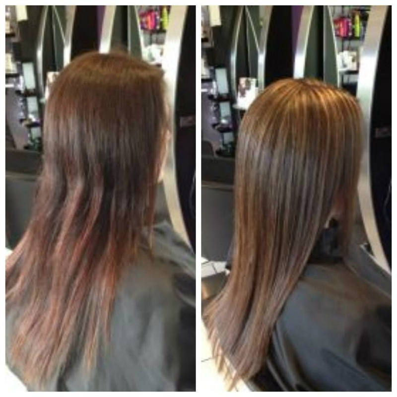 Before and after colour and style photos oasis hair nantwich picture pmusecretfo Image collections